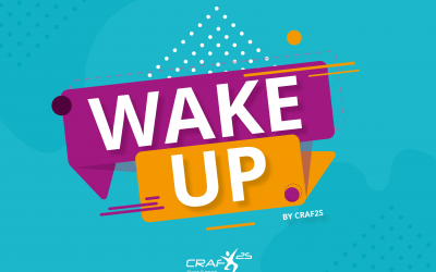 WAKE UP BY CRAF2S